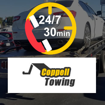 Coppell Towing Services